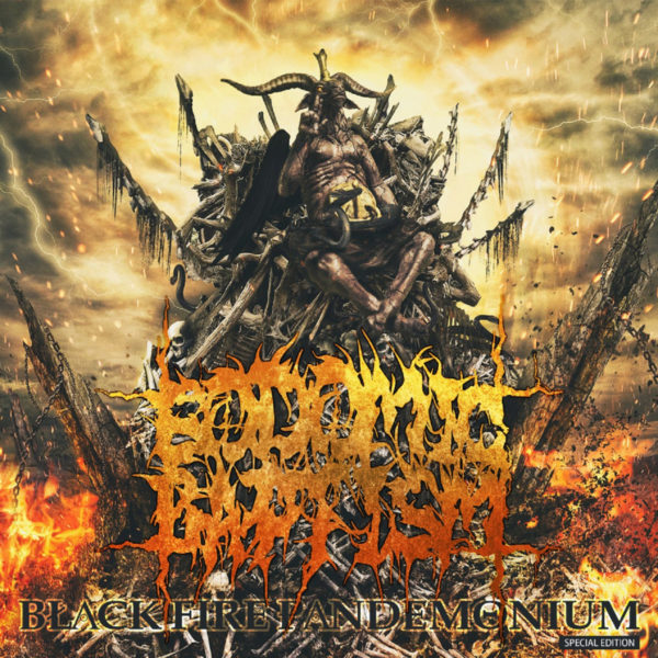 sodomic baptism – black fire pandemonium
