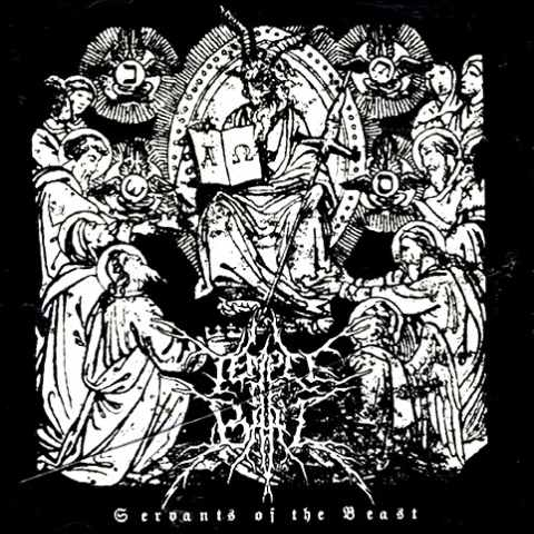 temple of baal – servants of the beast