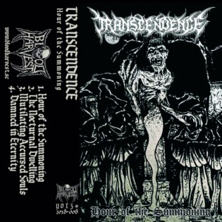 transcendence – hour of the summoning [ep]