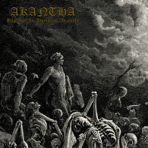 akantha – baptism in psychical analects