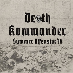 death kommander – summer offensive '18 [demo]