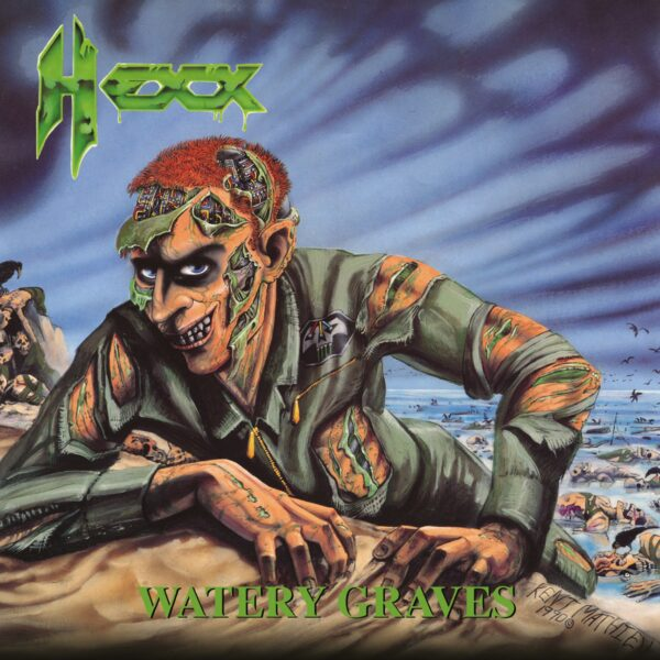hexx – quest for sanity & watery graves