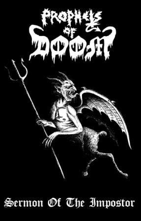 prophets of doom – sermon of the impostor [demo]