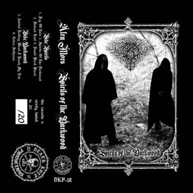 atra mors [uk] – spirits of the darkwood [ep]