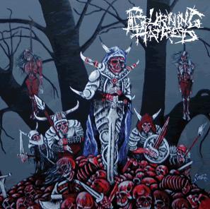 burning hatred – apocalypse of the dead [demo]