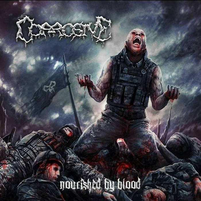 corrosive [ger] – nourished by blood