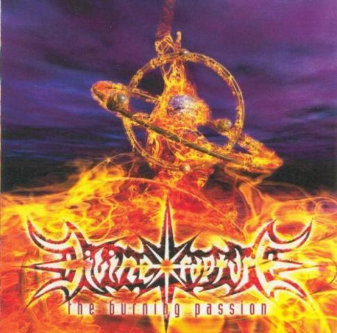 divine rapture – the burning passion
