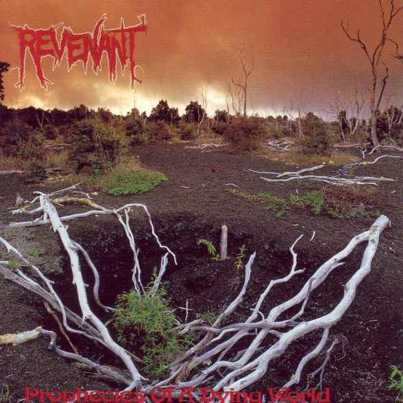 revenant [usa] – prophecies of a dying world
