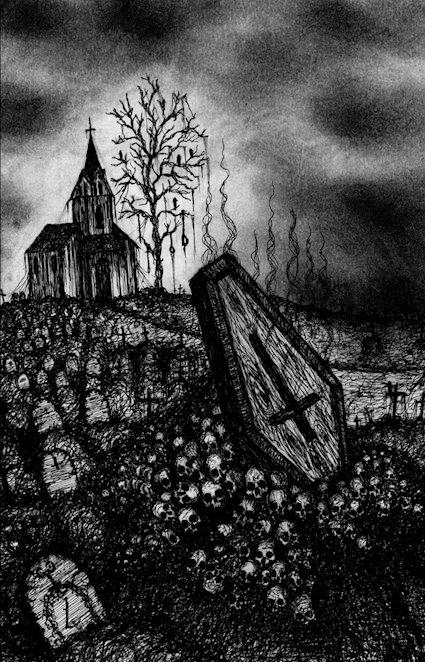 morte incandescente – …somos o fogo do teu inferno [demo]