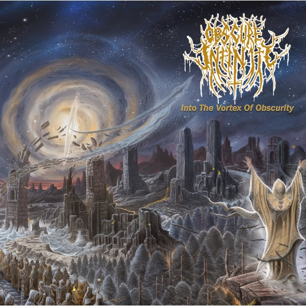 obscure infinity – into the vortex of obscurity