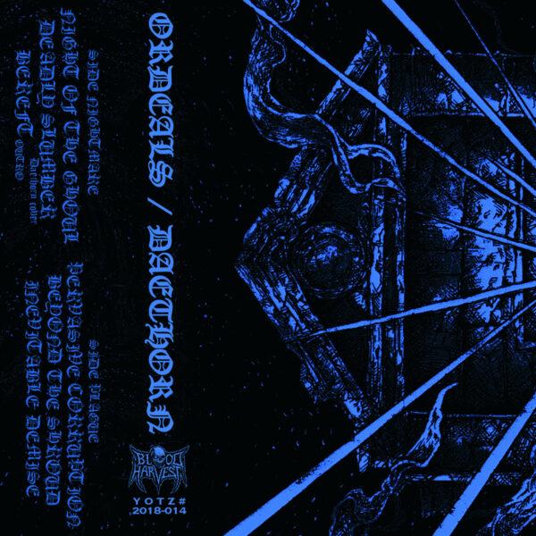 ordeals / daethorn – ordeals / daethorn [split]