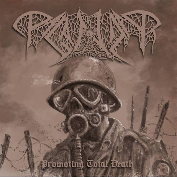 paganizer – promoting total death [re-release]