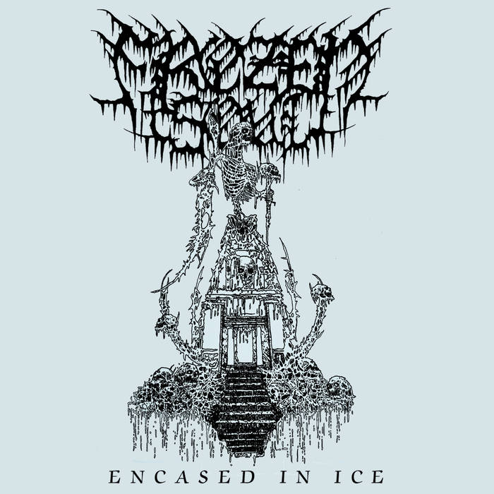 frozen soul – encased in ice [demo]
