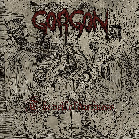 gorgon – the veil of darkness