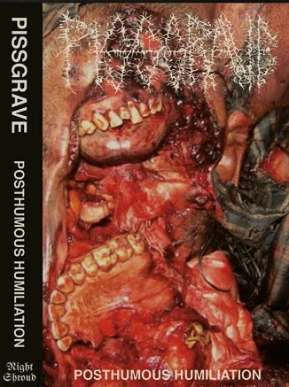 pissgrave – posthumous humilation