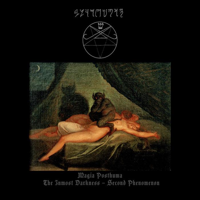 black goat [rus] – magia posthuma: the inmost darkness – second phenomenon