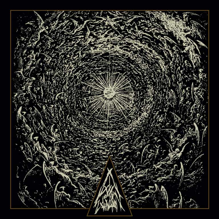 cult of extinction – ritual in the absolute absence of light