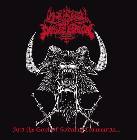 liturgy of desecration – and the goat of sodomy commands… [ep]