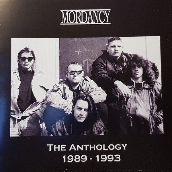 mordancy [hol] – the anthology 1989-1993