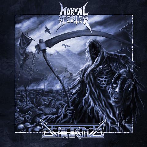 mortal scepter / deathroned – mortal scepter / deathroned [split]