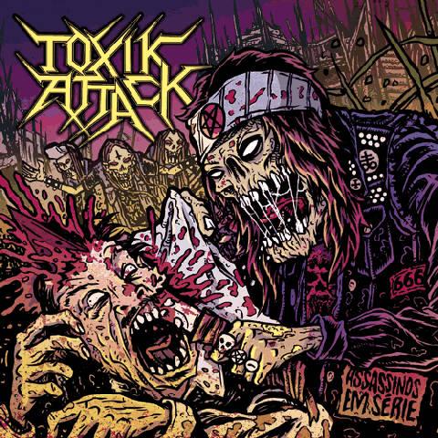 toxik attack – assassinos em série