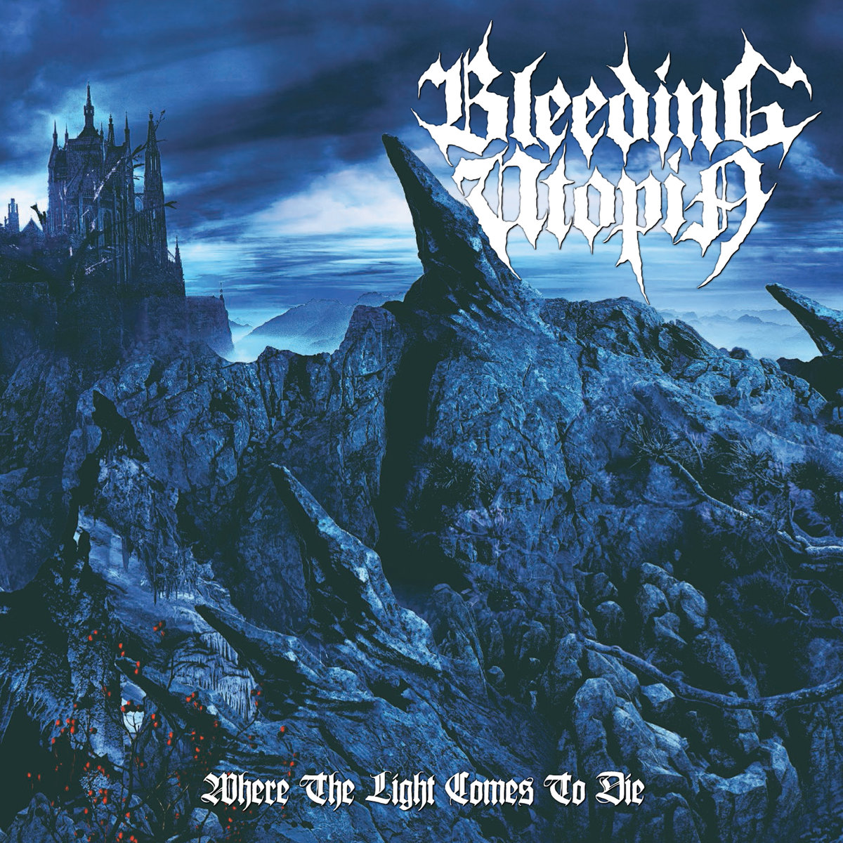 bleeding utopia – where the light comes to die