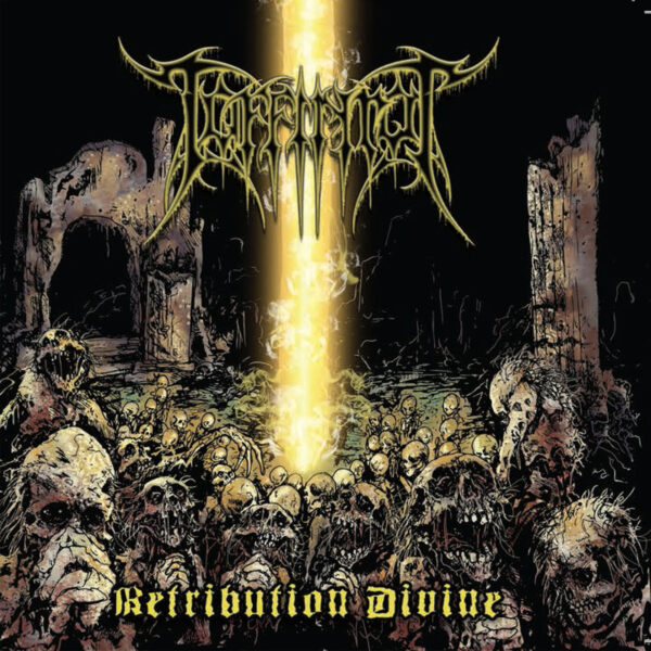 coffinrot – retribution divine