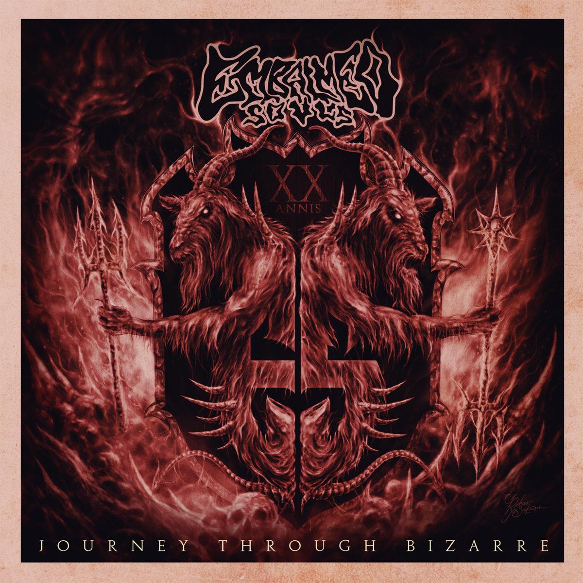 embalmed souls – journey through bizarre [demo / re-release]