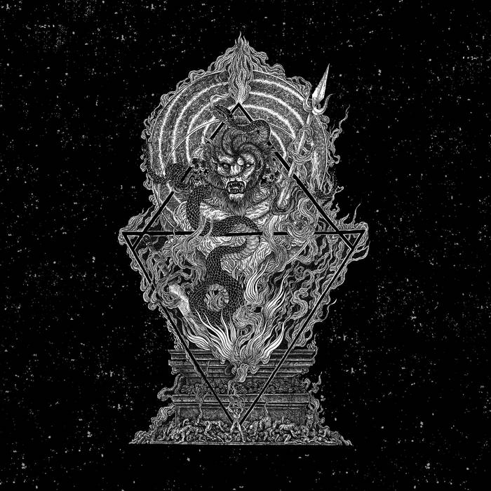 serpents athirst / genocide shrines / trepanation / heresiarch  – scorn coalescence [split]