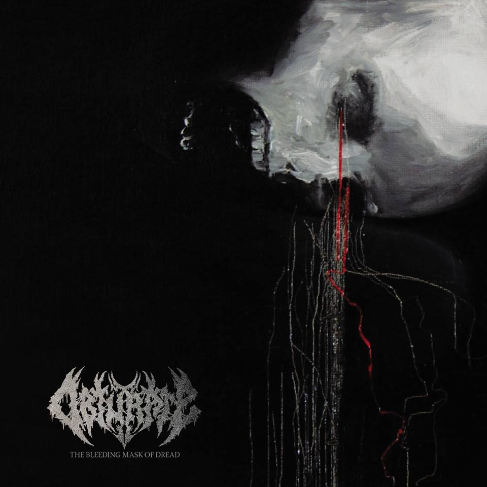 obturate – the bleeding mask of dread