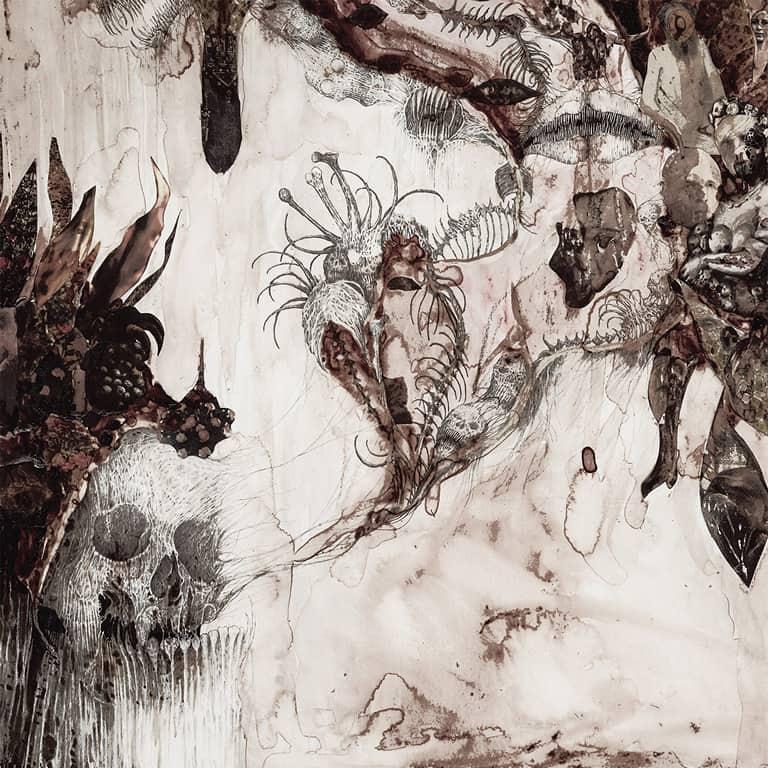 celestial grave – secular flesh