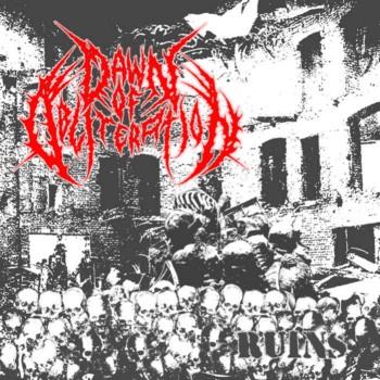 dawn of obliteration – ruins [demo]