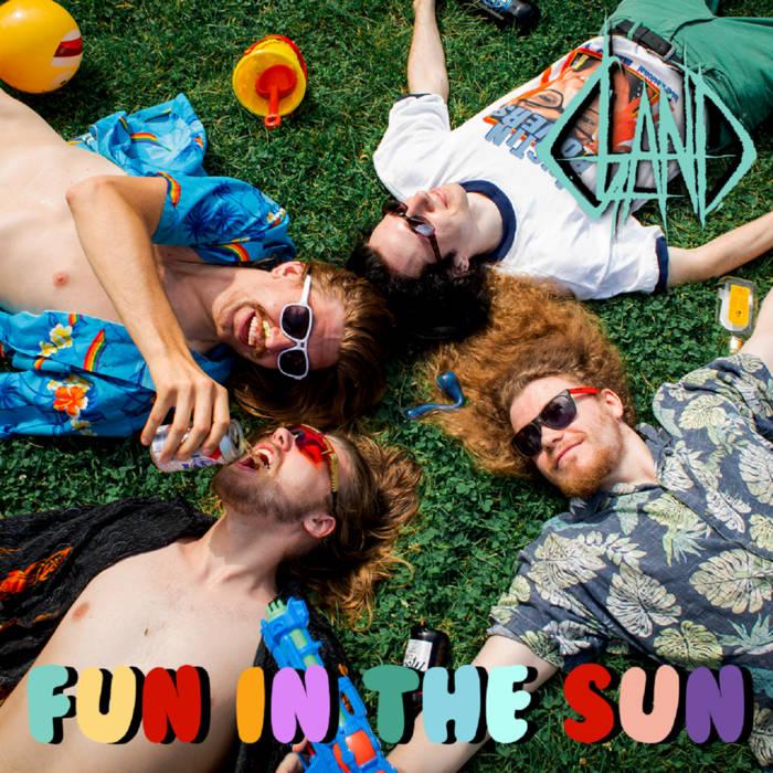 gland – fun in the sun [ep]