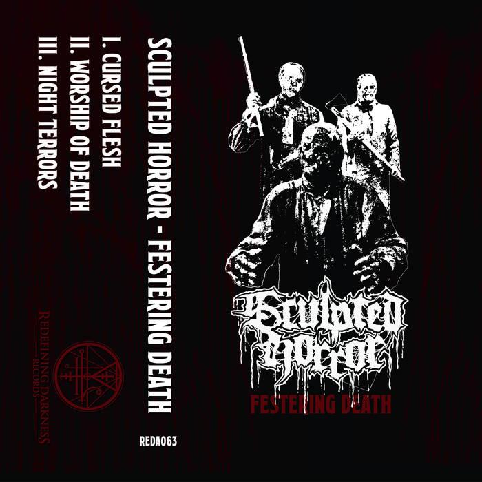 sculpted horror – festering dead [demo]