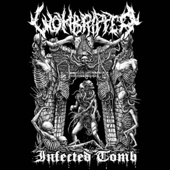 wombripper – infected tomb [ep]
