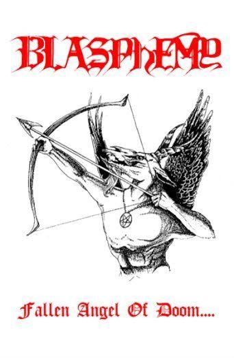 blasphemy – fallen angel of doom…. [re-release]