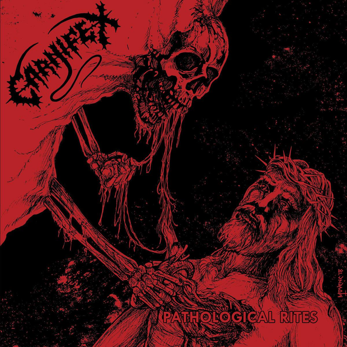 carnifex [fin] – pathological rites