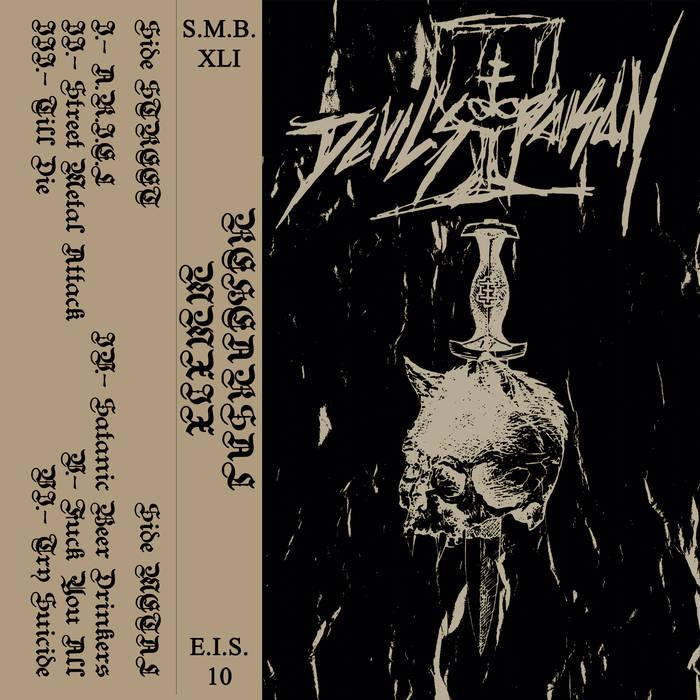 devil's poison – rehearsal 2019 [demo]