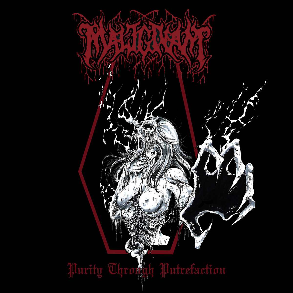 malignant – purity through putrefaction [ep]