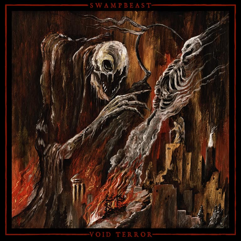 swampbeast / void terror – holocaust of terrestrial empires [split]