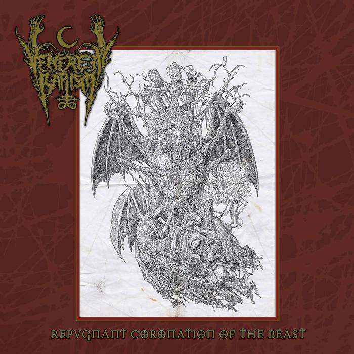 venereal baptism – repugnant coronation of the beast