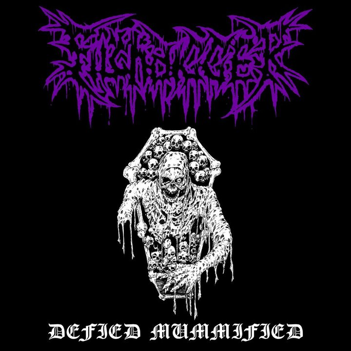 filthdigger – defied mummified [ep]