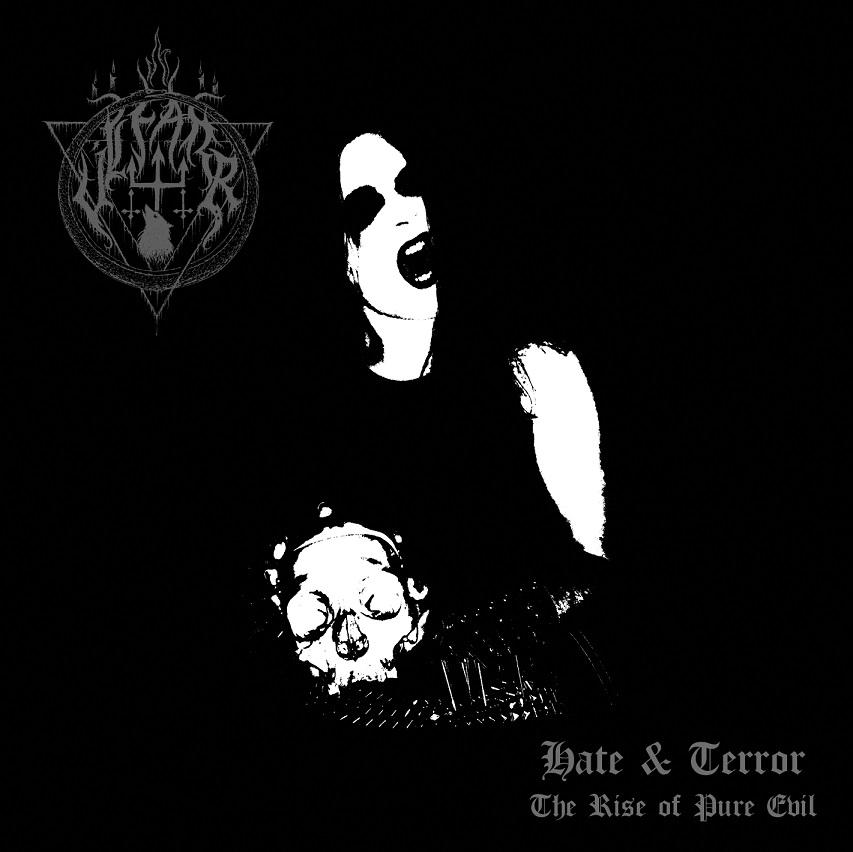 Úlfarr – hate & terror – the rise of pure evil [ep]