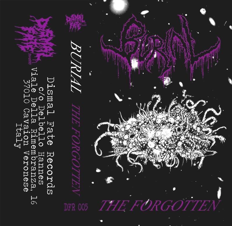 burial [ita] – the forgotten [ep]