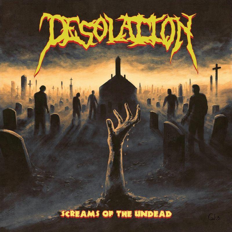 desolation [swe] – screams of the undead
