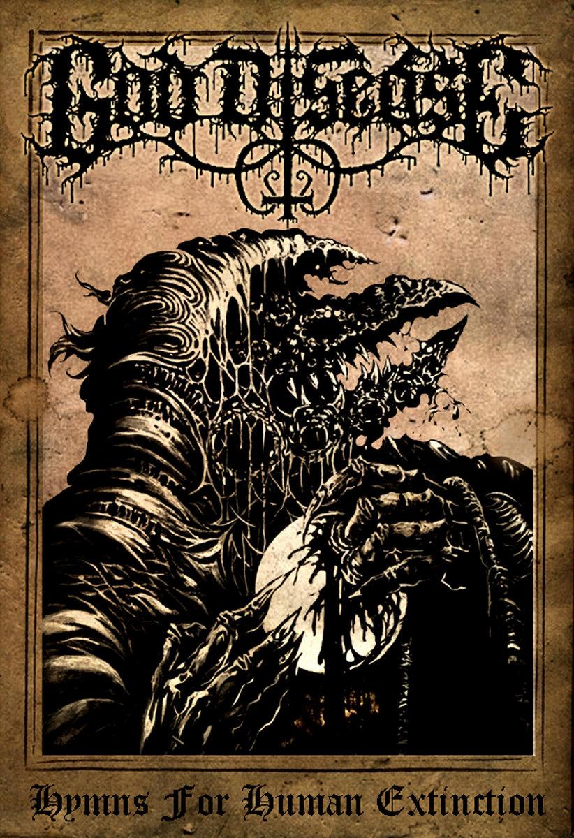 god disease – hymns for human extinction [ep]