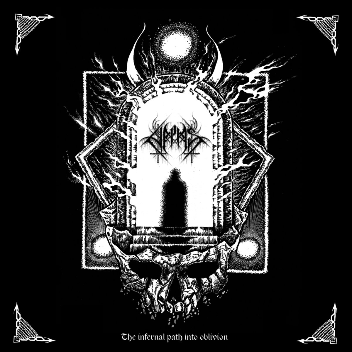 halphas – the infernal path into oblivion