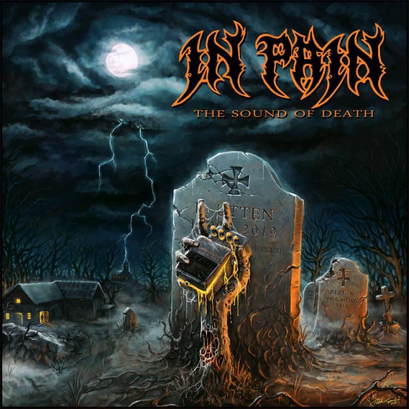 in pain – the sound of death
