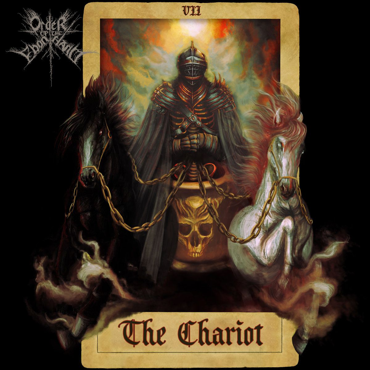 order of the ebon hand – vii: the chariot