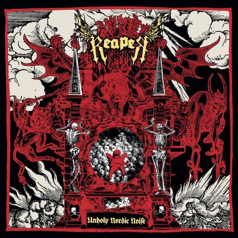 reaper [swe] – unholy nordic noise